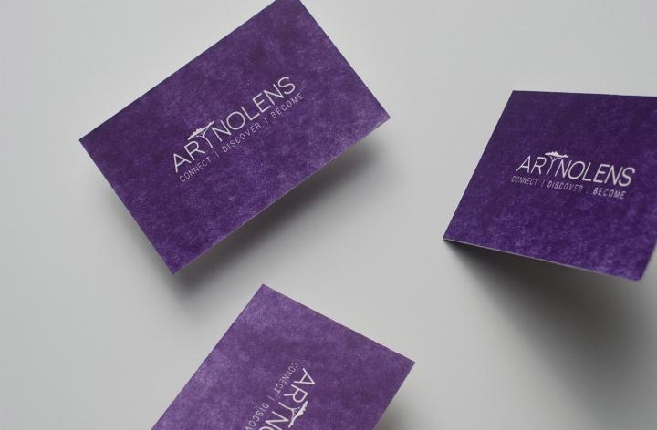ARTNOLENS › Letterpress